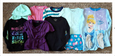 Lot of 9 Girl's Size 10/12 Clothes Winter/ Fall Sweaters, Tops, Jacket & Pajamas