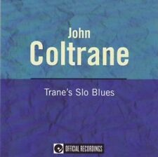 John Coltrane - Trane's slo blues - CD -