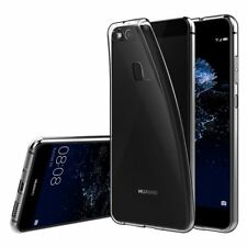 Silikon Hülle für Huawei P10 Lite TPU Schutzhülle Transparent Dünn Case Cover