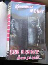 Kriminal- & Detektivroman-Leihbücher (ab 1945)