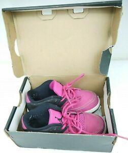 Nike Air Jordan Flight Origin 3 GT UK9.5 EUR27 KIDS Vivid Pink-Black 820252 600