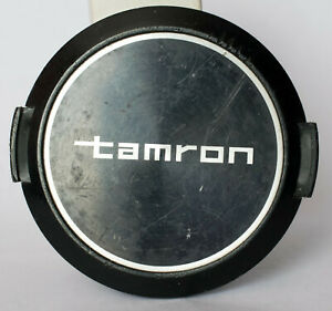Vintage Tamron 52mm edge pinch front lens cap.
