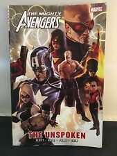 Mighty Avengers : The Unspoken (First Printing 2010)