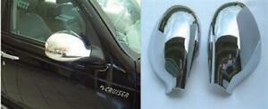 Door Mirror Cover Chrome for Chrysler PT Cruiser NEW