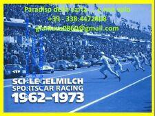 SPORTSCAR RACING 1962 1973 (pagine 540 - Rainer W. Schlegelmilch - Logos 2012)