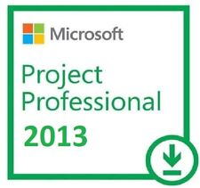 [Sale] Project 2013 Professional - Full Version - No Expiry