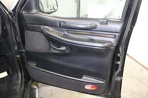 2002 03 LINCOLN BLACKWOOD Passenger Right Front (INNER) RF Door Panel Trim Card