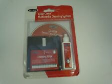 Belkin Cleaning Kit for CDs, DVDs and 3.5 Diskettes, Multimedia Cleaning System
