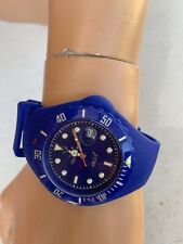 ToyWatch Women's Jelly Royal Blue Dial Silicone Toy Watch