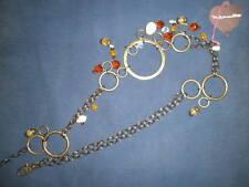 Cinturón pesado de latón/cobre empedrada