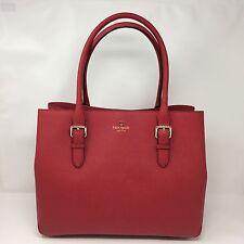 Kate Spade New York Cove Street Airel Shoulder Bag. Color Red