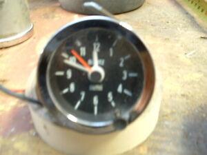 Smiths (Jaeger) 52mm clock