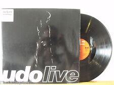 ★★ DLP - UDO JÜRGENS - Udo Live - SR International 79133 - Booklet / Klapp-Cover