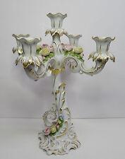 Grande fasto piena di AK Kaiser porcellana candele in 718 Sanssouci ROSE ~ 70er