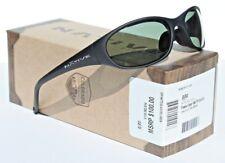 NATIVE EYEWEAR Ripp Sunglasses POLARIZED Matte Black/Gray Green NEW $100