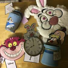 Disney Alice In Wonderland Full 4 Coin Purse Set And Bag, Christmas Primark