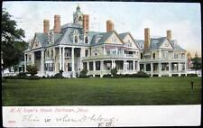 FAIRHAVEN MA ~ 1905 H. H. Roger's House ~