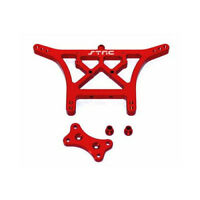 Red Aluminum Rear Shock Tower for Traxxas Slash 2WD Rustler Stampede # ST3638R