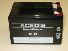 Batterie onduleur 12V pour APC Back-UPS Pro 1500 BR1500GI (RBC124)