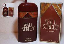 Prezzo di base € 100ml/19,93) 150ml BODY SHAMPOO WALL STREET VICTOR (vintage)