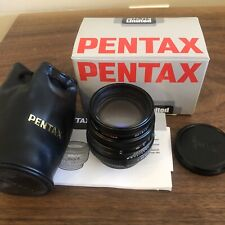 SMC Pentax FA 77mm F1.8 Limited lens , Mint Condition