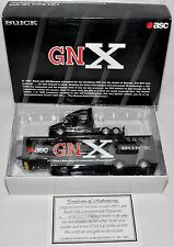 NEW GMP 1/64 Buick 1987 GNX Car Transporter 3135 Truck grand national 1/547 ASC