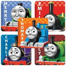 25 Thomas Tank Engine Train Characters Stickers Party Favor Teacher Supply