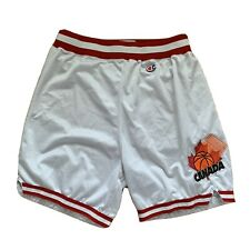 Vintage Team Canada Champion Basketball Shorts Size 40 90s