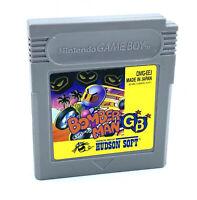 Jeu Gameboy Bomberman GB Nintendo Game Boy Japonais NTSC-J