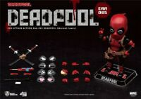 Beast Kingdom Egg Attack EAA-065 Deadpool Q Edition Comic Ver.Brand New Unopened