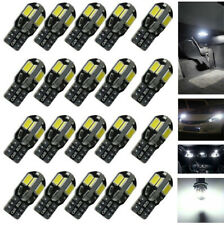 20 Pack Auto Canbus T10 194 168 W5W 5730 8 SMD LED Car Side Wedge Light Lamp Kit