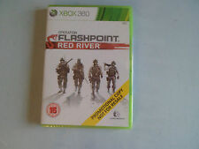 Operation Flashpoint Red River Promo. Microsoft Xbox 360. PAL Brand new / Sealed