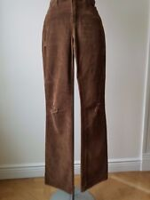 D&G Women Corduroy Jeans Flared Size 40