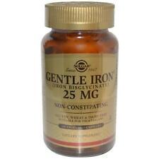 Solgar Capsule Iron Vitamins & Minerals