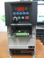 Allen-Bradley PowerFlex 40 AC Motor Drive 5.5kW/7.5HP 480 Volt PN 22B-D012N104