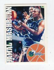 figurina - BASKETBALL BASKET PANINI 1995 95/96 - numero 149 JAMAL MASHBURN