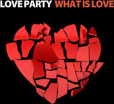 Love Party - What Is Love [New CD] Extended Play, Manufactured On Demand