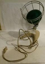 GE heat lamp 250 watt model HLK4 works great vintage dated 1984