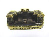 Wien Schloss Schönbrunn Vienna Modell Metall Souvenir Österreich