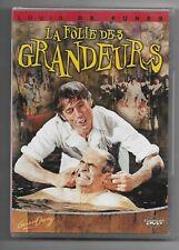 La Folie des grandeurs Gerard Oury Gaumont Paramount Francais DVD