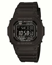 Casio G-SHOCK BLACK×BLACK multi band 6 Solar GW-M5610-1BJF AIRMAIL with TRACKING