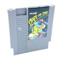 Skate or Die - Jeu Nintendo NES - Cartouche seule - PAL EEC