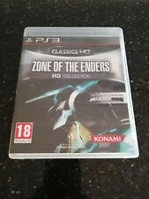 Zone of the enders HD collection complet playstation 3 (PAL)