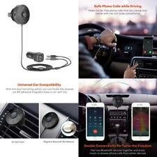 Hands-Free Audio Bluetooth 4.2 Car Receiver Kit