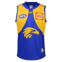 West Coast Eagles AFL 2020 Home ISC Guernsey Adults, Kids & Toddlers All Sizes!