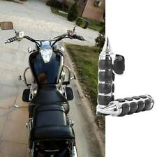 "Chrome 1"" Motorcycle Hand Grips For Honda Shadow Spirit 750 Phantom VT750C2B US"