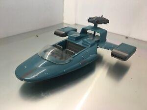 Star Wars: 1999 Hasbro BLUE FLASH SPEEDER vehicle