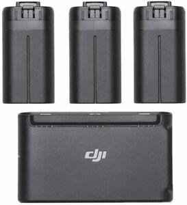Original DJI Mavic Mini 3X Batteries + 2 Way Charging Hub OEM