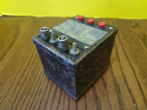 Vintage LIONEL WHISTLE CONTROLLER No. 66 Untested ~FAST S/H~~