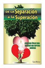 De la Separacion a la Superacion by Luis Alcivar Delgado (2014, Paperback)